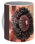 Velvet Core On Pink Coffee Mug