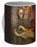 Venetian Masks Coffee Mug