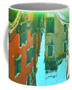 Venetian Mirror - Venice In Water Reflections Coffee Mug