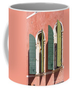 Venetian Windows Coffee Mug
