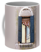Venetian Windows Shutter Coffee Mug