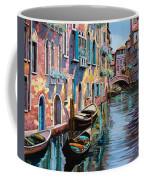 Venezia In Rosa Coffee Mug