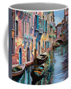 Venezia In Rosa Coffee Mug