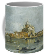 Venice. A View Of The Church Of San Giorgio Maggiore Coffee Mug