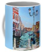 Venice  Aspetando Coffee Mug