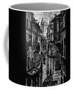 Venice At Night Coffee Mug