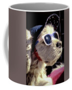 Venice Beach Dog Coffee Mug by Samuel M Purvis III