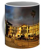 Venice Beach. Golden Sunset Coffee Mug
