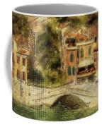 Venice City Of Bridges Coffee Mug
