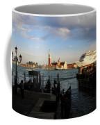 Venice Cruise Ship Coffee Mug