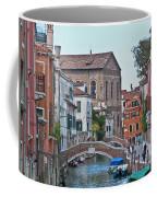 Venice Double Bridge Coffee Mug