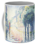 Venice Coffee Mug by Henri-Edmond Cross