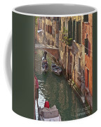Venice Ride With Gondola Coffee Mug