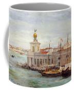 Venice Coffee Mug by Sir Samuel Luke Fields