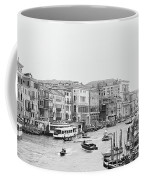 Venice Taxi Ride Coffee Mug