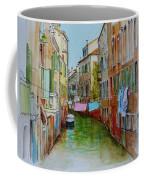 Venice Washing Day Coffee Mug