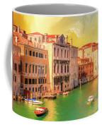 Venice Water Taxis Coffee Mug