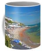 Ventnor Beach And Seafront Coffee Mug