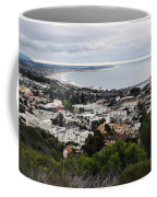 Ventura Coast Skyline Coffee Mug