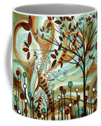 Venturing Out By Madart Coffee Mug