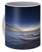 Venus And Jupiter In Conjunction Coffee Mug