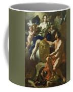 Venus At The Forge Of Vulcan Coffee Mug