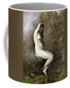 Venus Bathing Coffee Mug