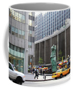 New York's Venus De Milo Coffee Mug