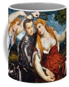 Venus, Mars & Cupid Coffee Mug