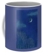Venus Moon Conjunction Coffee Mug