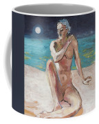 Venus Of The Moon Coffee Mug