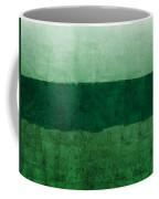 Verde Landscape 1- Art By Linda Woods Coffee Mug