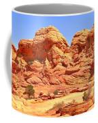 Vermilion Buttes Coffee Mug
