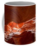 Vermilion Cliffs Abstract Coffee Mug