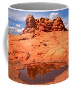 Vermilion Cliffs Reflections Coffee Mug