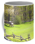 Vermont Buck Board Coffee Mug