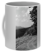 Vermont Countryside 2006 Bw Coffee Mug