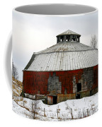 Vermont Round Barn Coffee Mug