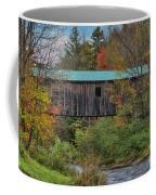 Vermont Rural Autumn Beauty Coffee Mug