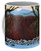 Vermont Stone Wall Coffee Mug