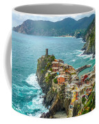 Vernazza, Cinque Terre, Liguria, Italy Coffee Mug