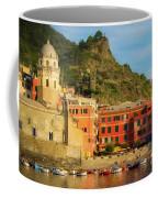 Vernazza Coffee Mug