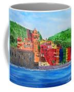 Vernazza Italy Coffee Mug