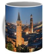 Verona At Night Coffee Mug