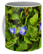 Veronica Speedwell Coffee Mug