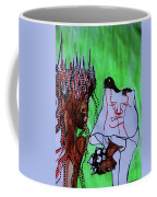 Veronica Wipes The Face Of Jesus Coffee Mug