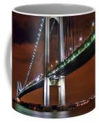 Verrazano Bridge Coffee Mug