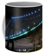 Verrazano-narrows Bridge Coffee Mug