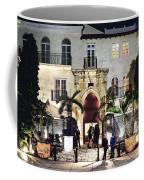 Versace Mansion South Beach Coffee Mug