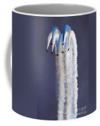 Vertical Break Coffee Mug